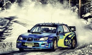HDR rally 3 by trmustapha