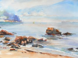 Water color by MingGallery