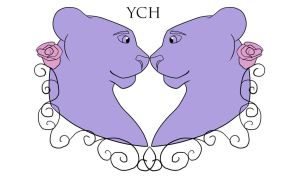 YCH Heart ||7 Slots Left by SapphireSquire