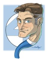 Mr. Fantastic by SachaLefebvre