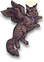 AngelCat: Furcadia the Second Dreaming Kickstarter by Majass