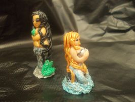 Miniature Statues Collection by MayaElixir