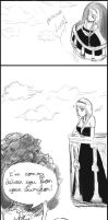 Nalu-little doujin by Bludy-chu