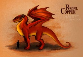 NewDesign - Regal Copper by shyangell