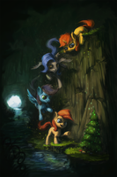Evertree of Wonders by AssasinMonkey