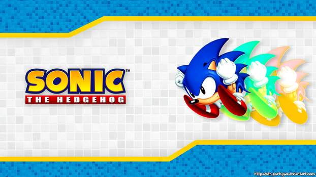 Sonic the Hedgehog - Classic - Wallpaper by Bth-Portugal