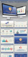 #Social Media Powerpoint Presentation Template by C-3PO-upg