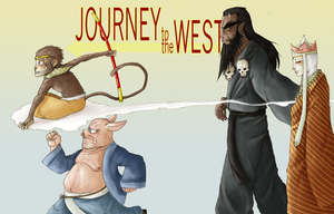 Journey to the West by defineprog