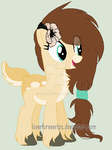 Deer Surprise Pony by LoverForeverLPS