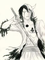 Bleach - Ulquiorra Cifer by SilverSoul1496