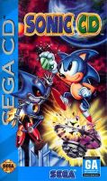 sonic CD by diegouh