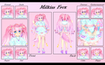 [MMD Update] OC: Milkiss Frox ~ by o-DeadSilverVirus-o