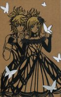 Vocaloid Rin and Len by RMTG