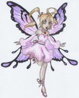 Little fairy by CaelaSephyra
