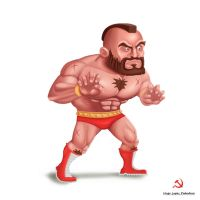 Zangief2 by HugaoLP
