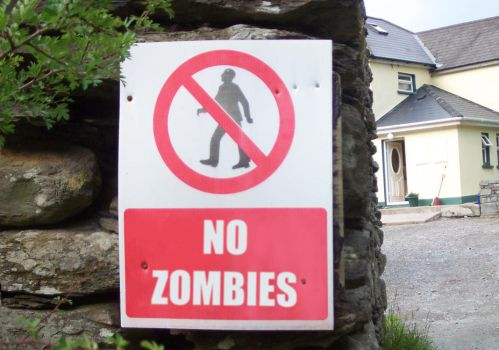 No Zombies Allowed by Abyssal-Specter