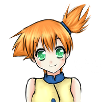 Misty by OkotteNeko