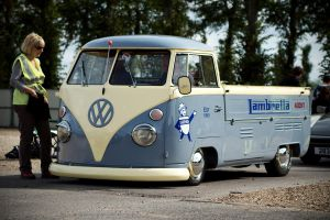 VW Type 2 Pickup by FurLined