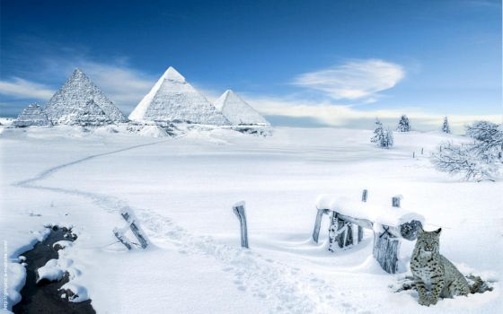 Egypt ICEage-v2 by kungfu07