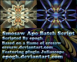 Smosaw Juliascope Apo batch script by Epogh