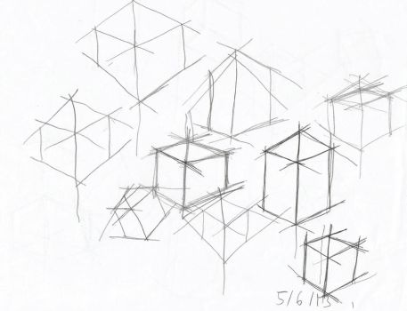 Day 6 part 1:Even more  XYZ cubes by DecoraAi
