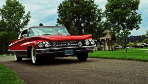 1960 Buick by tundra-timmy