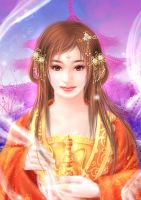 chinese beauty by little33cat