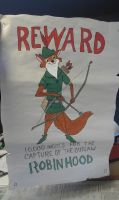 Robin Hood wanted poster by roxybaby528