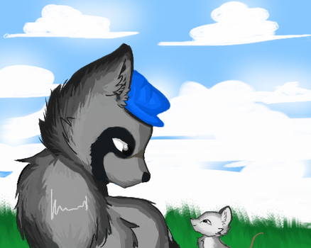Now what bud? -com- by CheiloQuinones