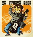 My Guitar Hero by cool-slayer