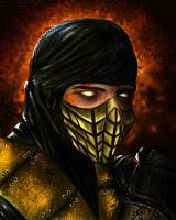 Scorpion by Blackknight1987