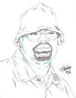 HEAVY D PENCIL by Artistik-Bootya