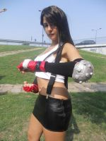 Tifa Lockhart by LullabyAsakura