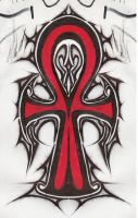 Ankh For Aja by someonestolemyalias