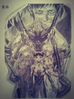 Evangelion post (second try) by Evangelionaire