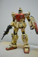 RGM-79[G] GM Ground Type MS IGLOO 2 COLOR by ShiroiZaku