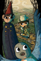 Over the Garden Wall by ZeTrystan