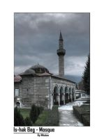 Is-hak Beg Mosque by mitatos