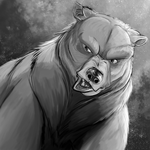 Just a bear by Fourth-Star