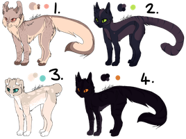 Cat Adopt Batch {OPEN} by iiPaw