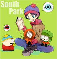 .south park. by ARiaritsu