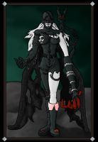 LadyDevimon... by GreGoryTheEmpire