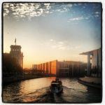 Down the river in Berlin #2012 by Albanos