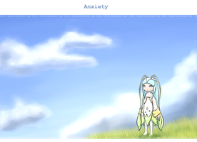 Hertia +Anxiety+ by Cheroy