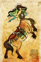 Suren of the Silk Road by soulspoison
