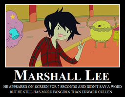 Marshall Lee Motivational by o0-MONFACTOR-0o