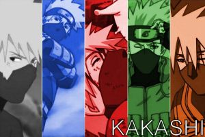 Kakashi Moments by spider999now