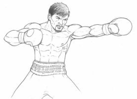 PACQUIO AGAIN...Sketch by armsofsin