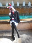 [Touhou Reisen Cosplay] Long Earred Debut by Naudae