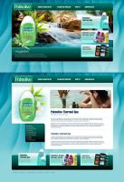 palmolive web by feartox